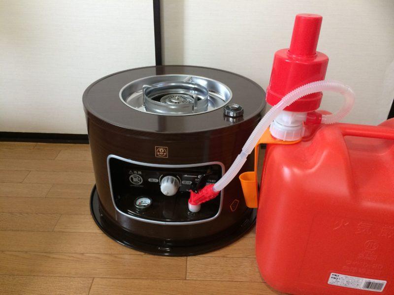 石油コンロ 火鉢型ストーブ (27)
