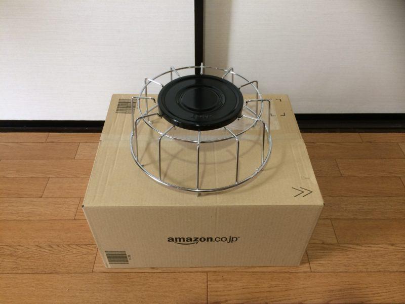 石油コンロ 火鉢型ストーブ (2)