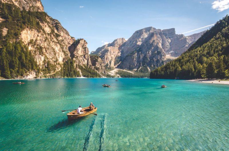 手漕ぎボート釣り入門