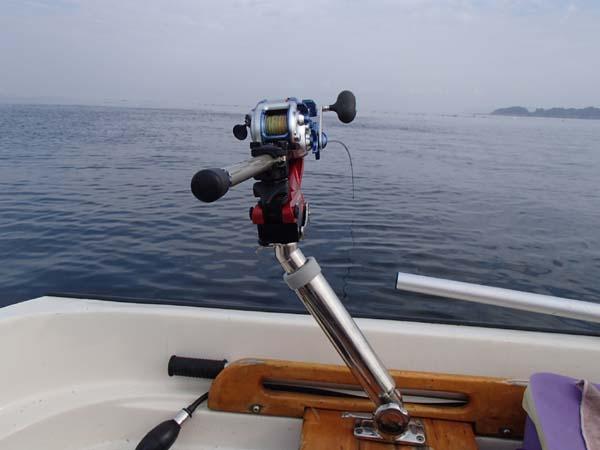ボート ロッドホルダー