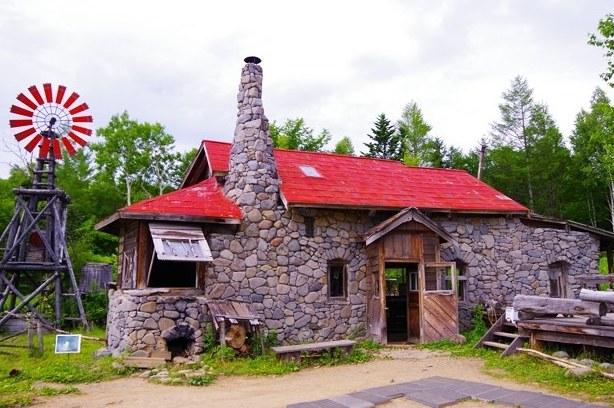 北の国から 石の家