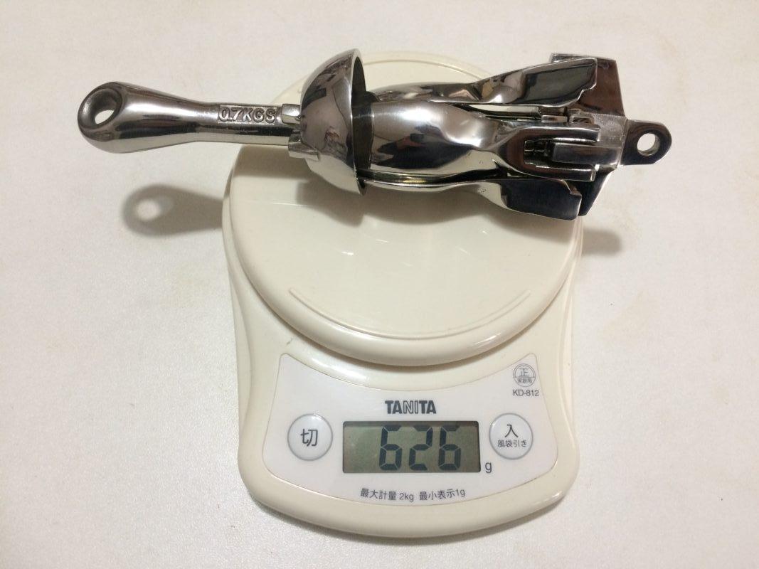 アンカー 0.7kg