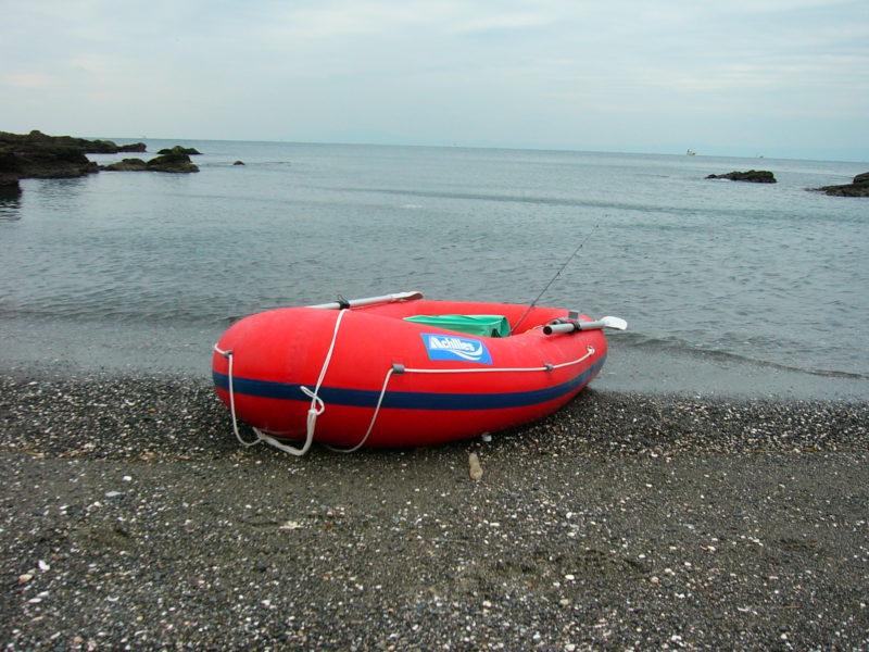 ゴムボート アキレスEC-521