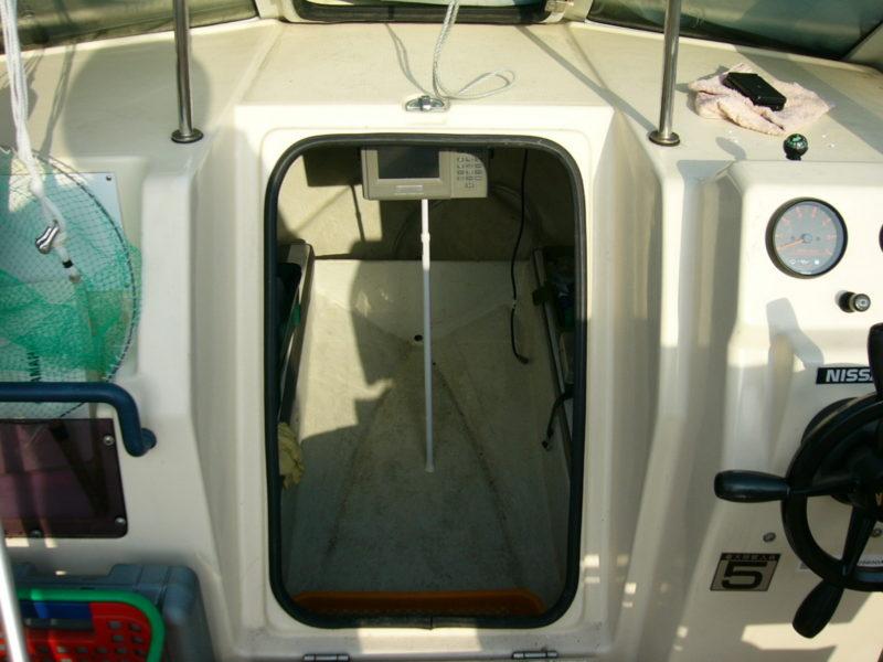 ボート キャビン