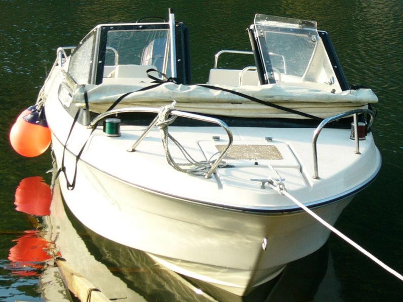 日産ボート シーブリーズ500