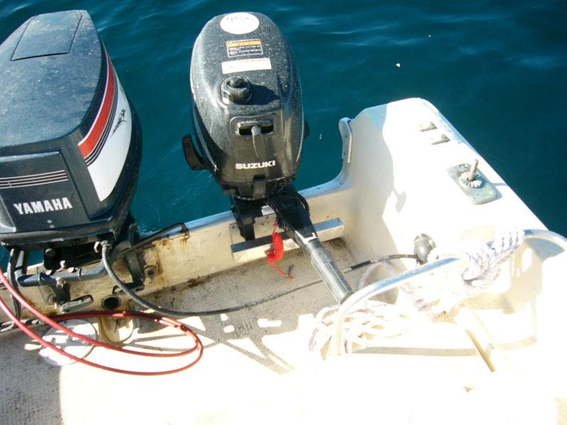 ヤマハ ボート 2スト 40馬力