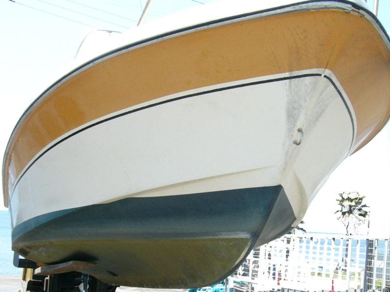 ヤマハ ボート F17 キール