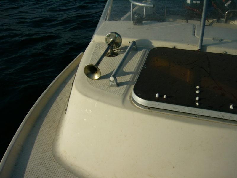 ボート ホーン