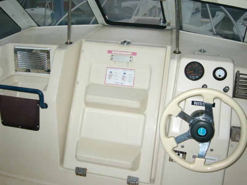 ボート シーブリーズ500 階段