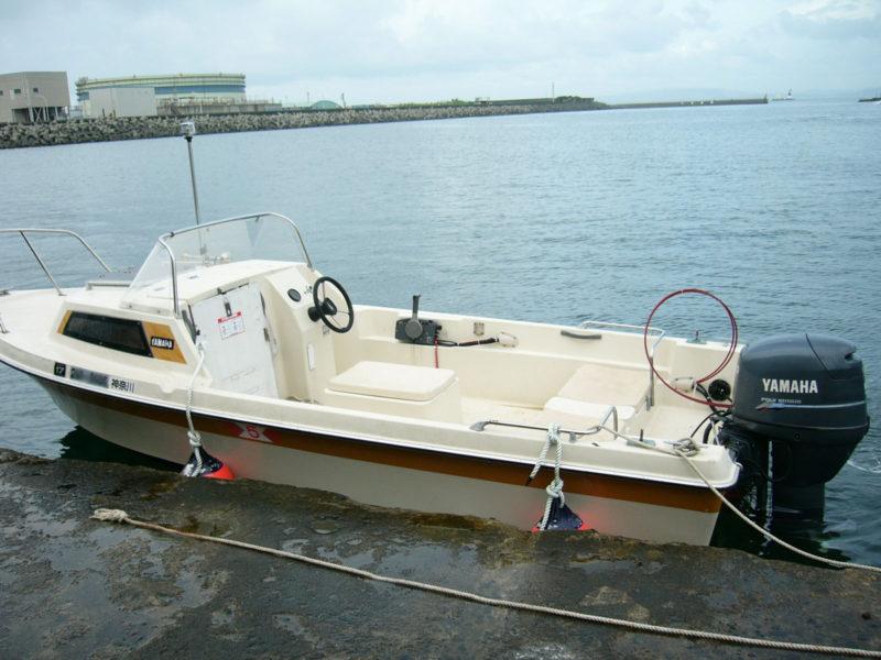 ヤマハ ボート F17